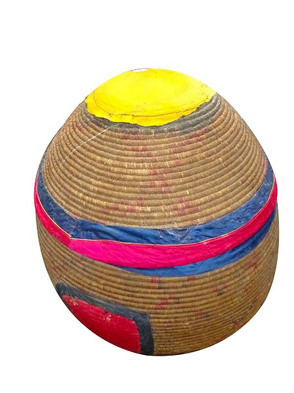 Mannes à riz en bambou