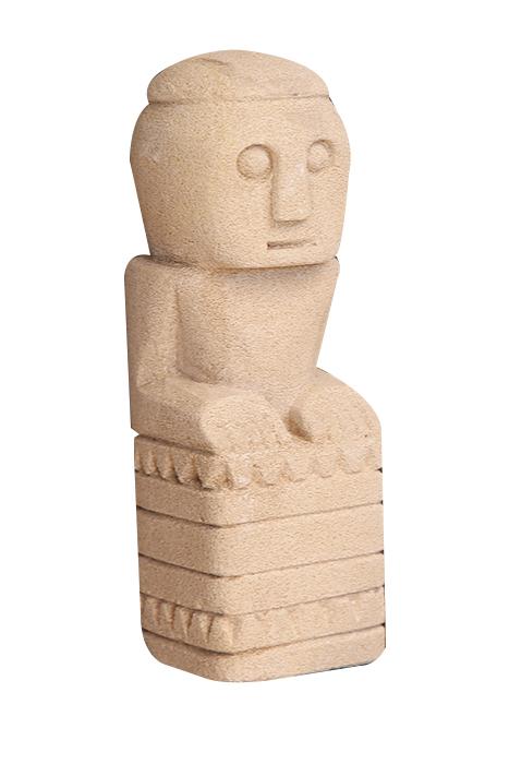 Statue pierre 1