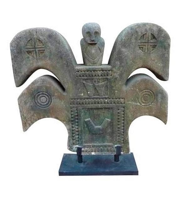 Statue Penji Sumba 1