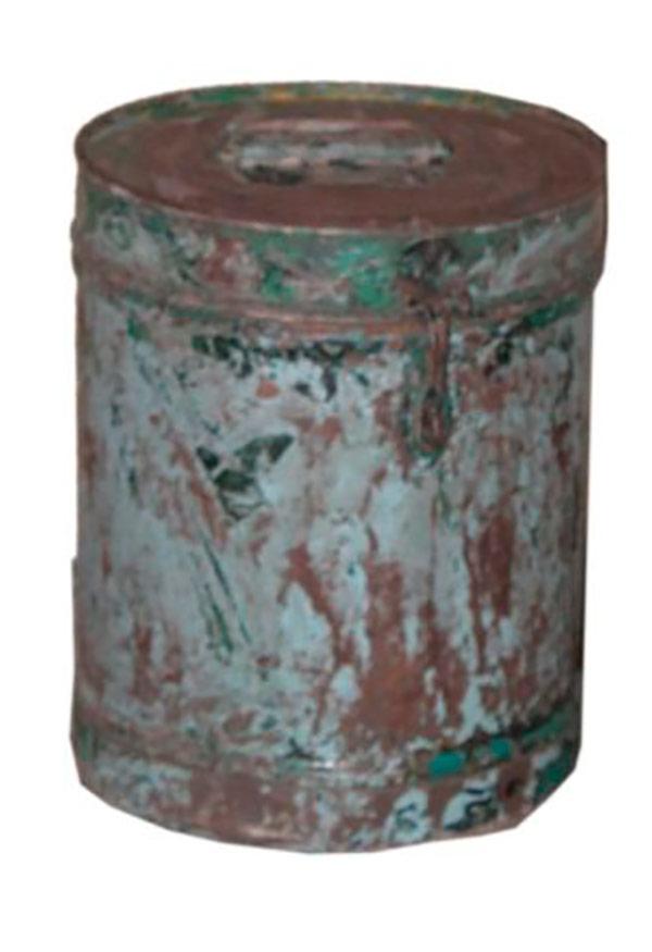 Ancienne boite fer